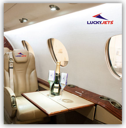 Beautiful Premier 1A Private Jet offered by Lucky Jets for trips to Las Vegas